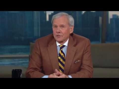 Tom Brokaw explains the relationship between Canada and The United States, in a pre-recorded short film that aired on NBC, prior to the Opening Ceremonies of the 2010 Winter Olympic Games in Vancouver, British Columbia, Canada on Feb. 12th, 2010.