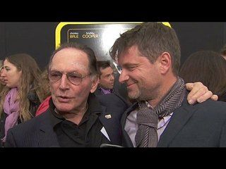 American Hustle: Paul Herman & Shea Whigham Premiere Interview --  -- http://www.movieweb.com/movie/american-hustle/paul-herman-shea-whigham-premiere-interview