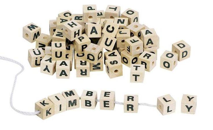 Drewniane kostki, literki do nawlekania, 300 el.   ZABAWKI \ Zabawki drewniane ZABAWKI \ Małe rzeczy, duże radości ZABAWKI \ Zabawki edukacyjne \ Literki dla dzieci ZABAWKI \ Zabawki edukacyjne \ Sznurowanie Goki \ Budowanie, malowanie, nauka   Hoplik.pl wyjątkowe zabawki