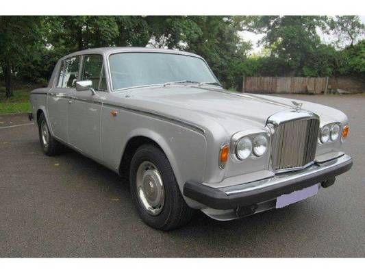 Used 1977 ( reg) Silver Bentley T Series T2 4dr for sale on RAC Cars