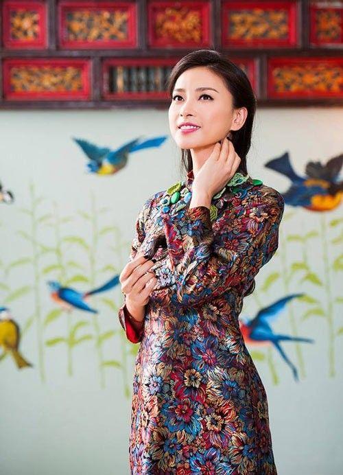 Áo dài - Biểu tượng thời trang của riêng người Việt - Kenh14 Mobile