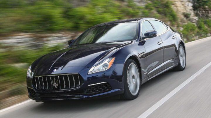 Maserati Quattroporte first drive http://autoblogsss.ru/2017-maserati-quattroporte-v-pervye-vodit-mashinu.html #Maserati #Quattroporte #first #drive