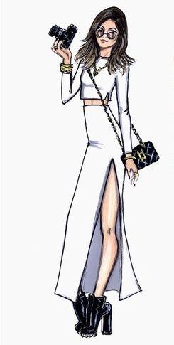 5bd533a22ec8e moda tasarım manken çizimi - Google'da Ara   çizimler   Çizimler ...
