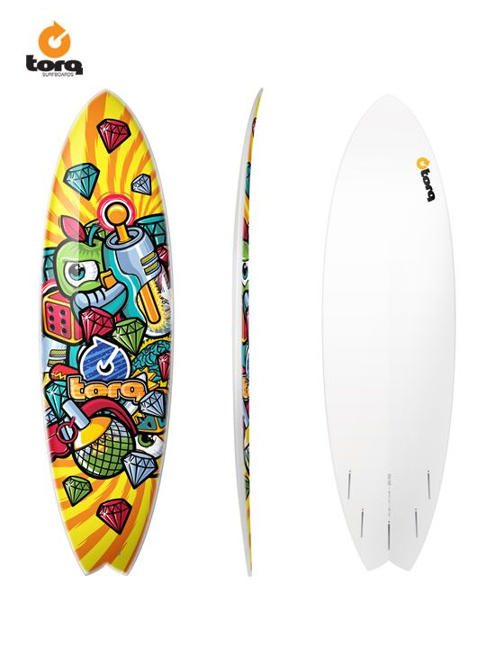 94 best surf broad design images on pinterest surfboard for Best fish surfboard