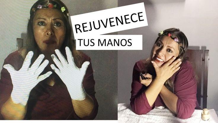 Rejuvenece tus manos   HANDS