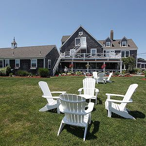 10 Things to Do with Kids in Falmouth, Massachusetts: 10. Stay at An Inn (via Parents.com)