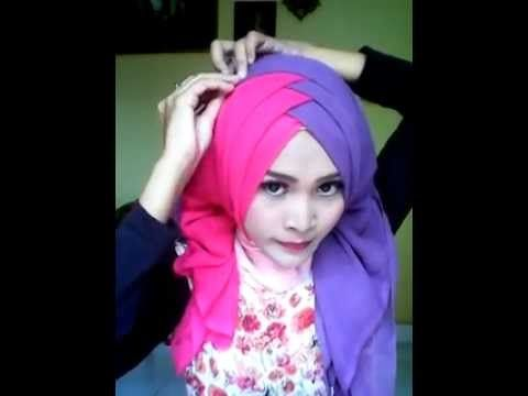 HIJAB TUTORIAL KEBAYA / FORMAL EDITION (PART 1)