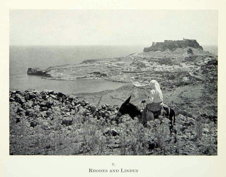 Λίνδος 1940