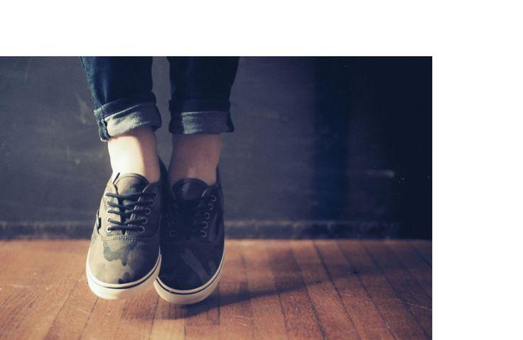 Vans Camo Authentic Lo Pro. http://shop.vans.com/catalog/Vans/en_US/style/t9nat0.html?categoryId=10150