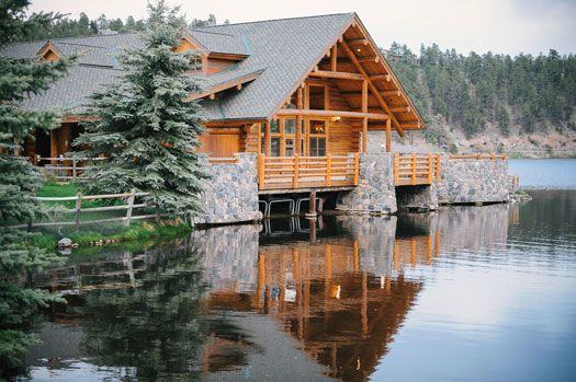 Just a short drive from Denver, Evergreen Lake House offers the perfect city escape. Surrounded by mountains, water, and nature, it's 360 degrees of gorgeous Colorado and is one of A Music Plus Entertainment's favorite wedding venues. As the sun rises and sets, the colors reflect and bounce on top of the water like a dream. As the stars come out to play, they shine brighter and as you dance beneath them to your favorite songs, they dance too, like magic. Dance on...we'll keep the music…