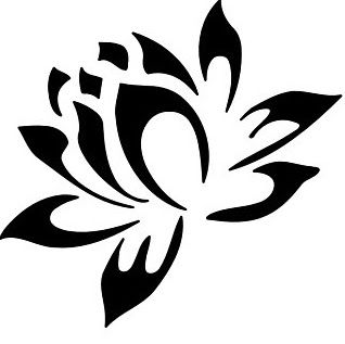 Tribal lotus flower tattoo meaning | Tattoo 4 Me