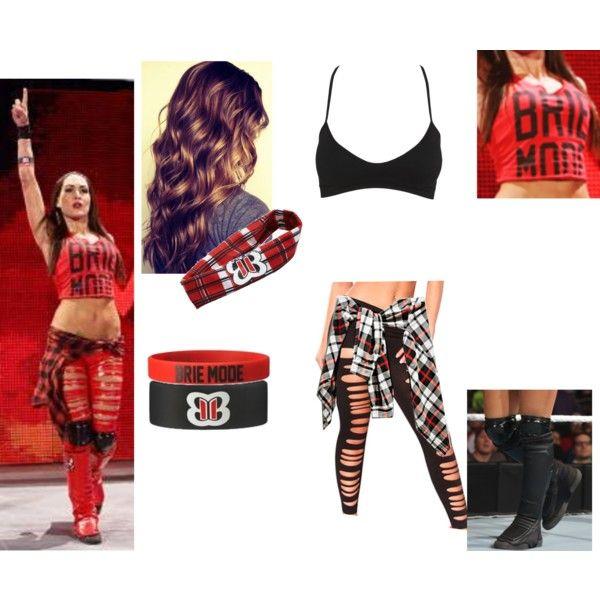 Brie Bella ring gear