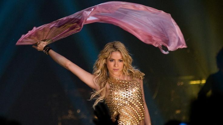 Shakira Postpones Four More Tour Dates As She Remains On 'Vocal Rest' #Shakira celebrityinsider.org #Music #celebritynews #celebrityinsider #celebrities #celebrity #musicnews