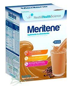 ¡Hola amig@s! Queremos hablaros de #MeriteneCaféCescafeinado, un complemento nutricional compuesto por una amplia variedad de vitaminas y minerales, para aportarle a cualquier persona con poco apetito los suficientes elementos nutricionales presentes en una comida. http://alcampofarmacia.com/mi-blog/meritene-cafe-descafeinado/