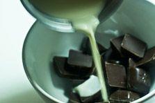 Chocolate Caramel Tart step 30