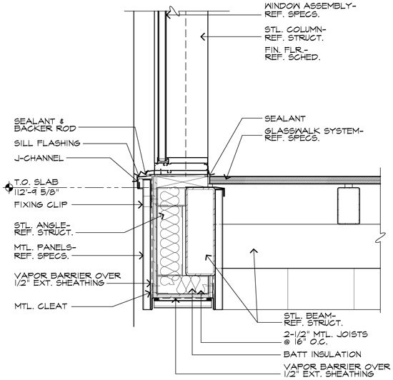 Technical Drawings Architecture Details Architectural