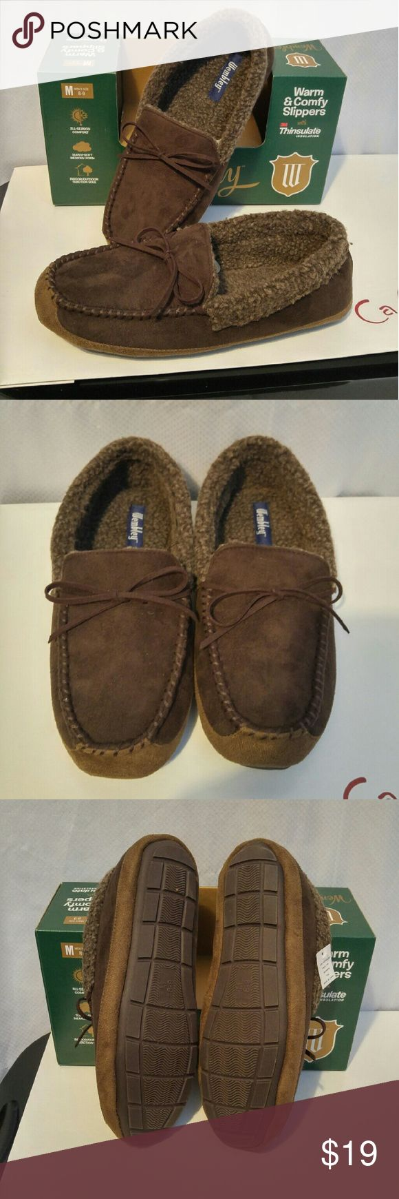 Wembley slipper for mens. Wembley slipper for mens.Size 8/9.Never worn. Wembley Shoes Slippers