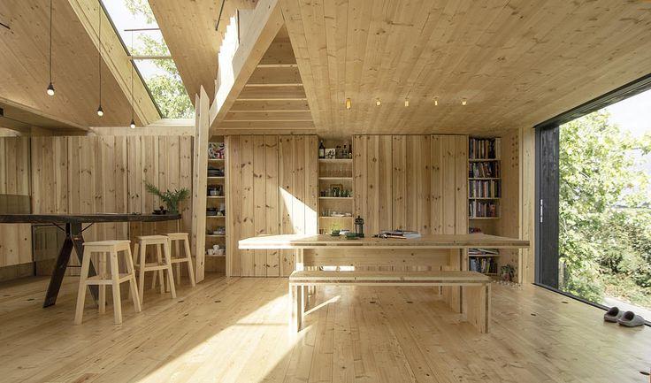 architecture design house interior architect cornwall gregory kewish
