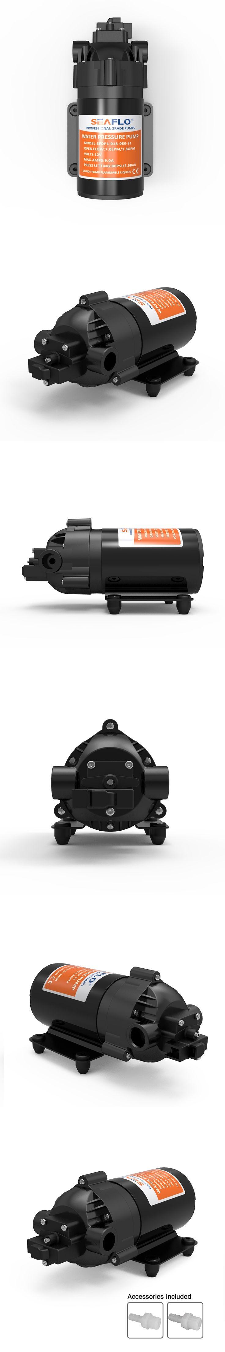 Best 25 diaphragm pump ideas on pinterest adjustable clamp seaflo marine boat pump 12v dc ce approved 70 lpm 80psi self priming diaphragm pump camper ccuart Choice Image