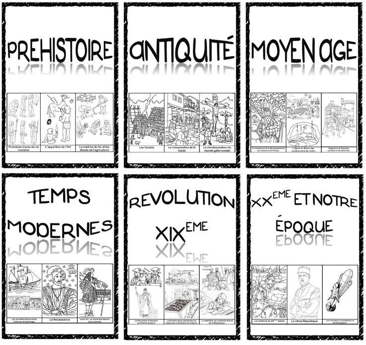 Frise histoire