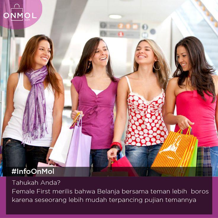 Biar lebih hemat..Yuk, belanja di OnMol.com aja! Gak ribet dan nyaman.. ... #OnMolID #Info #Tips #Fakta #shopping