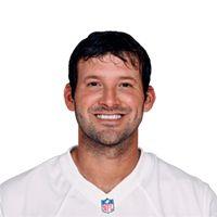 Tony Romo, QB for the Dallas Cowboys at NFL.com