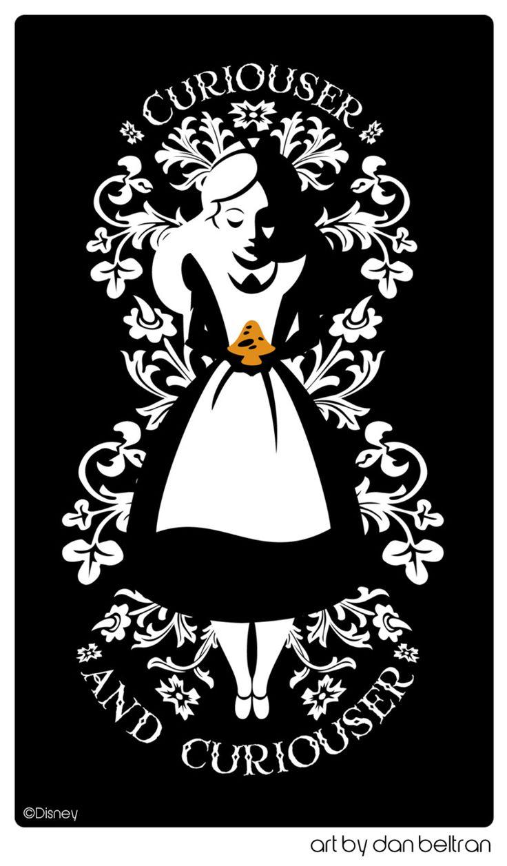 Alice #Disney