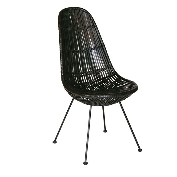 Tala High Back Chair