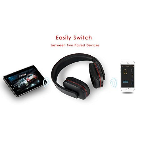 """""""This 2015 new launched comfortable Bluetooth headphones will provide a quiet ..."""