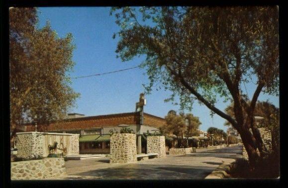 Pomona Mall Pomona California 1950s-1970s