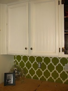 17 best images about chic kitchens on pinterest for Best shelf paper for kitchen cabinets