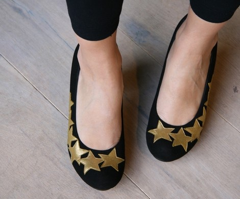 .: Chie Mihara, Mihara A W, Shoes Shoes Sho, Shoes Inspiration, Fall Shoes, Stars Power, Mihara Shoes, Stars Flats, Mihara Stars