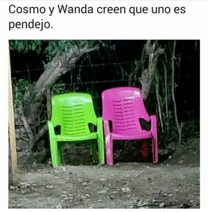 Pin De Martina En Memes Memes Cosmo Y Wanda Memes Divertidos