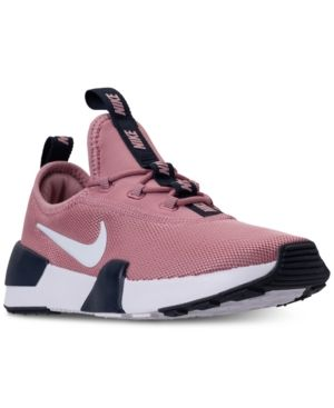 1371f75b55683c Nike Girls  Ashin Modern Casual Sneakers from Finish Line - Red 5 ...