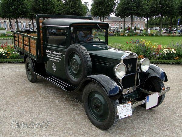 peugeot 201t camionnette 1927 a