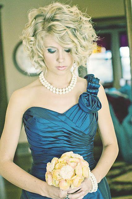 Tremendous 1000 Ideas About Short Bridesmaid Hairstyles On Pinterest Short Hairstyles Gunalazisus