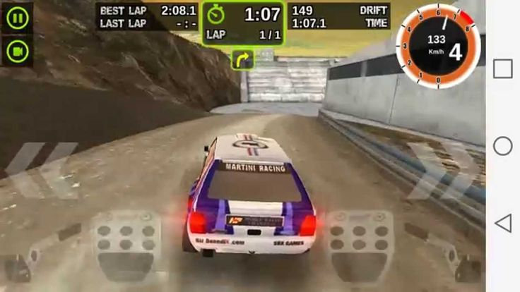 Rally Racer Dirt E02 Android Game  Let's play : Rally Racer Dirt by sbkgames Rally Racer Dirt is a drift based rally game and not a traffic racer. Drive with hill climb asphalt drift and real dirt drift. Rally with drift together. This category redefined with Rally Racer Dirt. Rally Racer Dirt introduces best realistic and stunning controls for a rally game. Have fun with drifty and realistic tuned physics with detailed graphics vehicles and racing tracks. Be a rally racer drive as Ken…