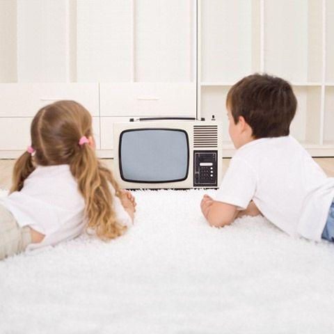 Η τηλεόραση και τα μικρά παιδιά ως 2 ετών