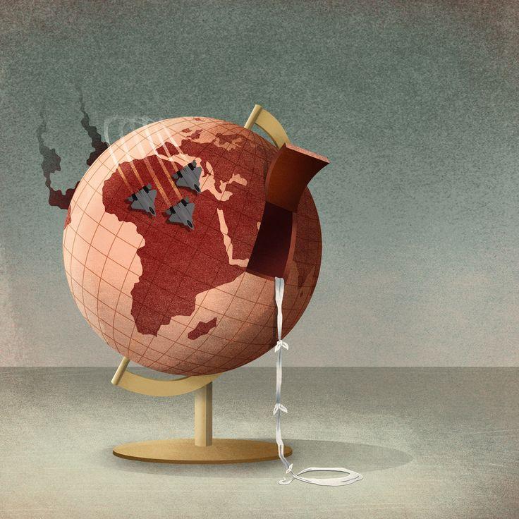 © Sara Gironi Carnevale - Escape the world.