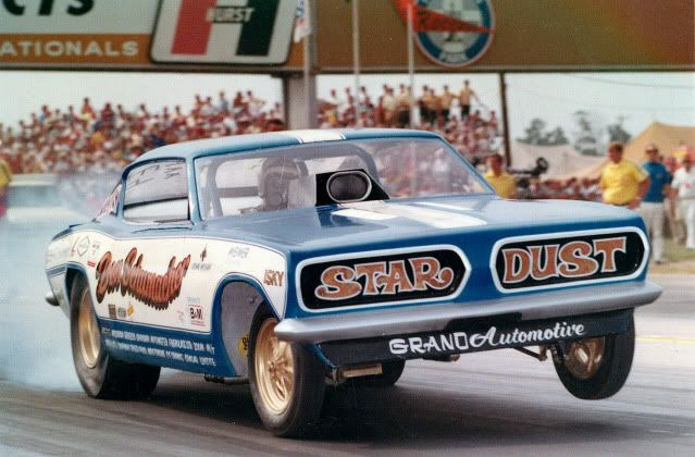 Classic Funny Car: 1834 Best Drag Racing's Legends, Pioneers & Their Time