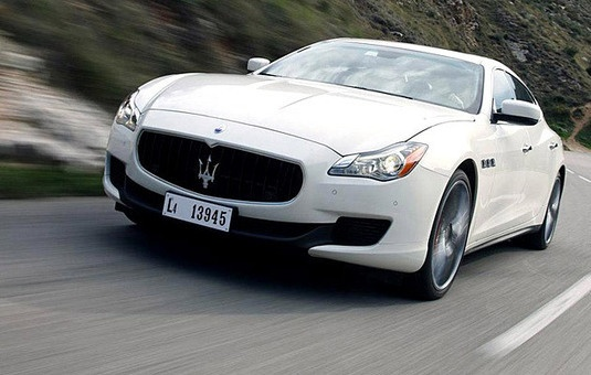 Nieuw beeldmateriaal Maserati Quattroporte | AutoItalia.nl
