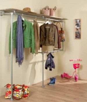 ... about Kapstok Idee on Pinterest Coats, Clothes stand and Entryway