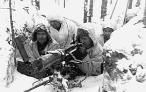 Finnish winterwar 30 nov 1939 to 13 mars 1940