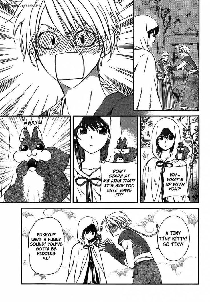 Akatsuki No Yona Chapter 127 Page 19