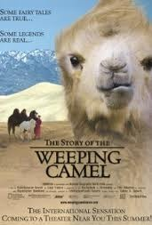 The story of the weeping camel....zo mooi!