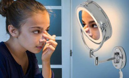 image for Illuminated Bathroom Mirror