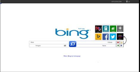 search engine bar