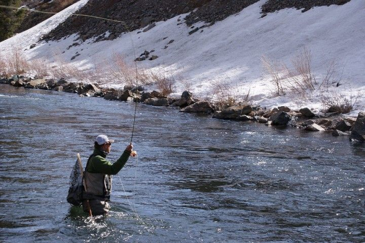 190 best images about winter fly fishing on pinterest