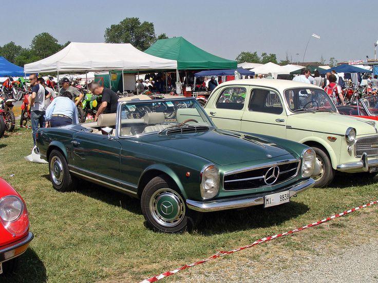 Alle Größen | Mercedes 280 SL | Flickr - Fotosharing!