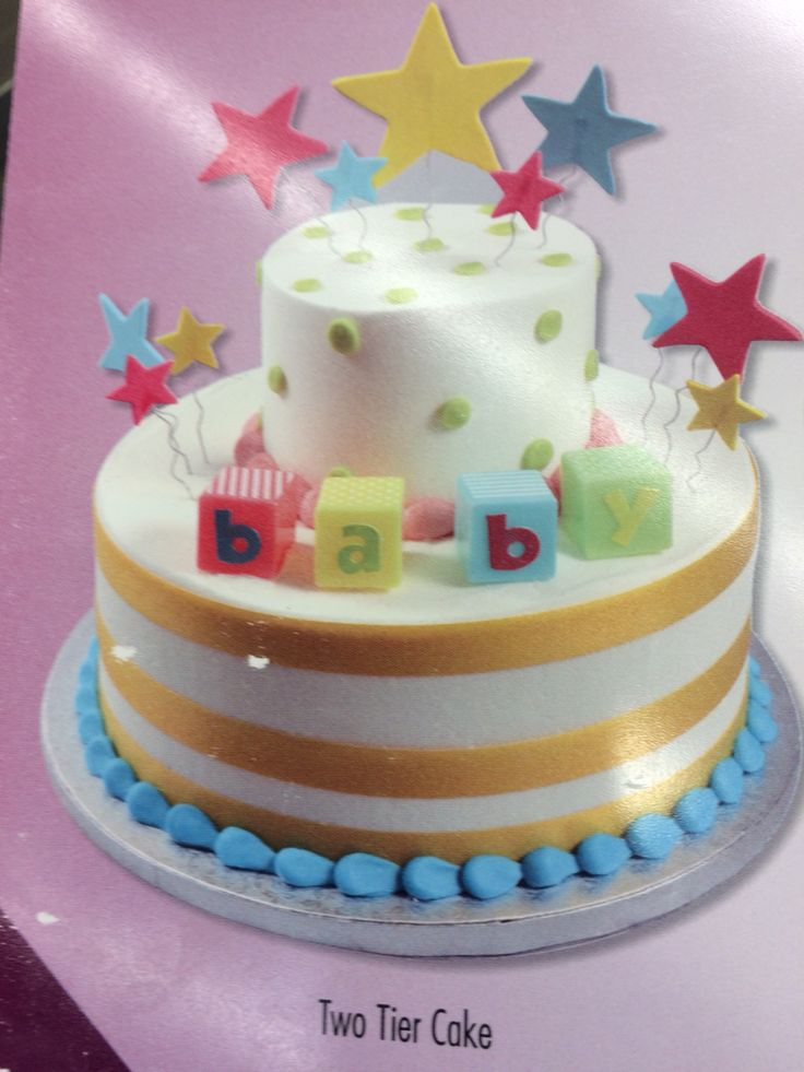 7 Best Sam S Club Baby Shower Cakes Images On Pinterest